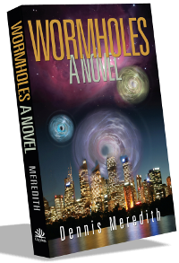 Wormholes cover